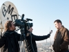 13.12.2012. - Man of the year TV shooting at the ground station