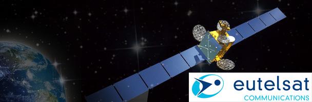 Az EUTELSAT W3A műhold közvetíti a startot!