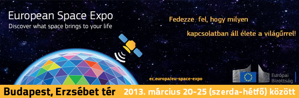 European Space Expo in Budapest